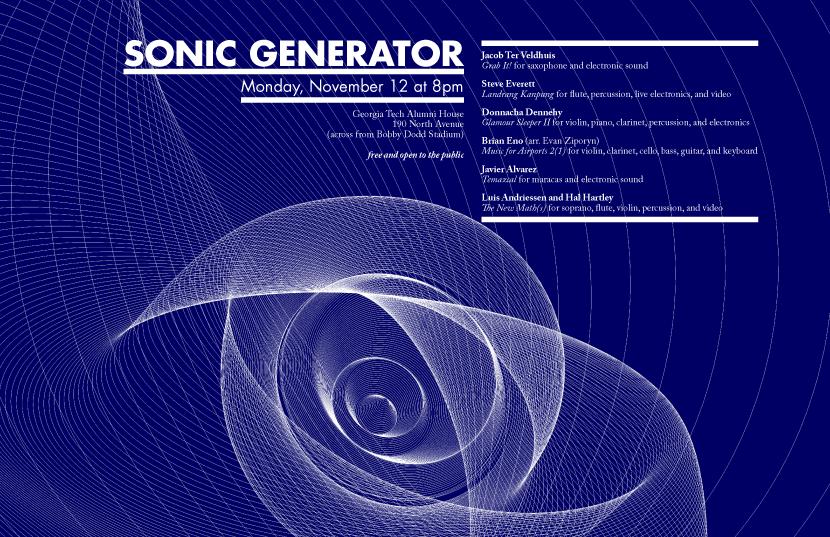 Sonic Generator Posters